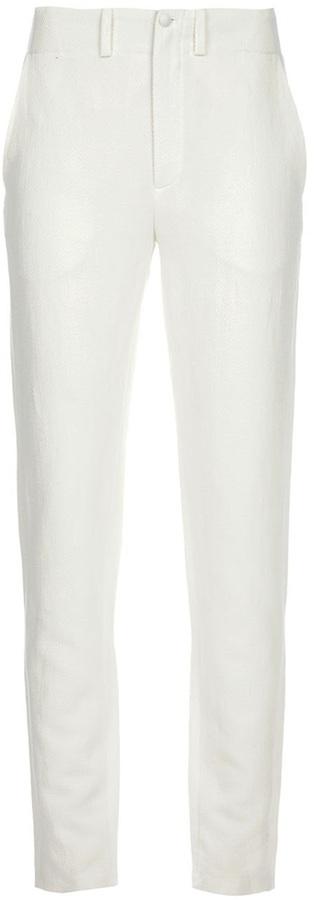 Pantalón de vestir blanco de Vanessa Bruno