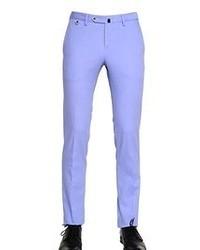 Pantalón de vestir celeste de Pt01