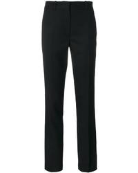 Pantalón de vestir de lana negro de Victoria Beckham