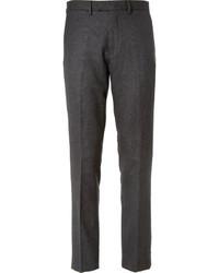 Pantalón de vestir en gris oscuro