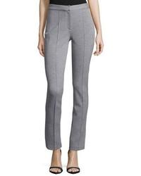 Pantalón de vestir gris de ADAM by Adam Lippes