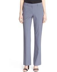 Pantalón de vestir gris de Theory