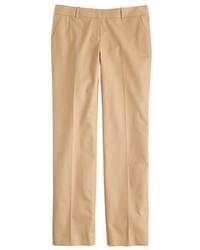 Pantalón de vestir marrón claro