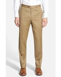 Pantalón de vestir marrón claro de Nordstrom
