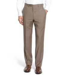 Pantalón de vestir marrón de Santorelli
