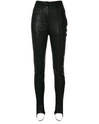Pantalón de Vestir Negro de Balmain