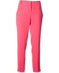 Pantalón de vestir rosa de Pinko