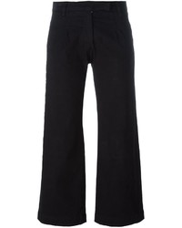 Pantalon flare noir Current/Elliott