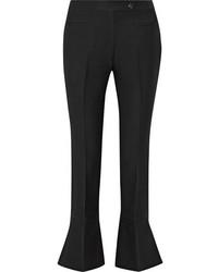 Pantalon flare noir Fendi