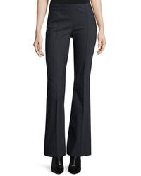 Pantalon flare noir The Row