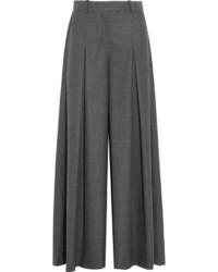 Pantalon large gris foncé J.Crew