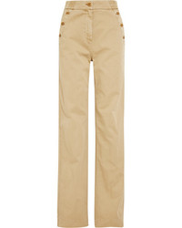 Pantalon large marron clair J.Crew