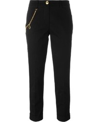 Pantalon noir Love Moschino
