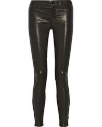 Pantalon slim en cuir original 4264225