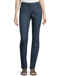 Pantalon slim imprime serpent original 9727167