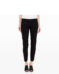 Pantalon slim noir Club Monaco