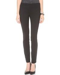 Pantalon slim noir DKNY