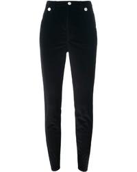 Pantalon slim noir Isabel Marant