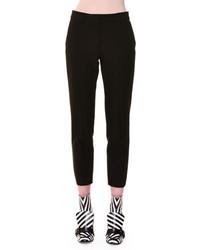 Pantalon slim noir MSGM