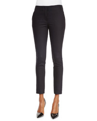 Pantalon slim noir The Row