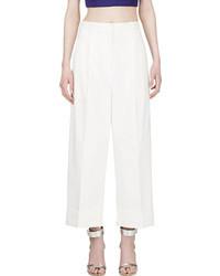 Pantalones anchos blancos de 3.1 Phillip Lim