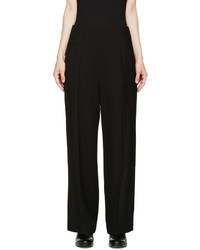 Pantalones anchos negros de 3.1 Phillip Lim
