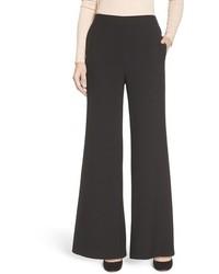 Pantalones anchos negros de Leith
