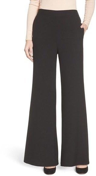 Pantalones anchos negros de Leith  dónde comprar y cómo combinar 06c9d70b6852