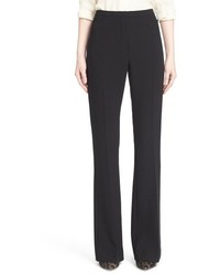 Pantalones anchos negros de Max Mara