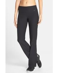 Pantalones anchos negros de Nike