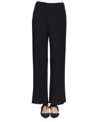 Pantalones anchos negros de Proenza Schouler