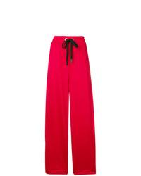 Pantalones anchos rojos de NO KA 'OI