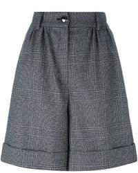 Pantalones cortos a cuadros