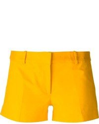 Pantalones cortos amarillos de MICHAEL Michael Kors