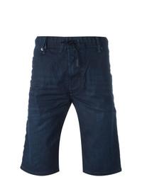 Pantalones cortos azul marino de Diesel