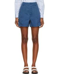 Pantalones cortos azul marino de Marc by Marc Jacobs
