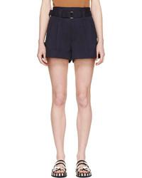 Pantalones cortos azul marino de Marc Jacobs