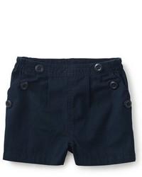 Pantalones cortos azul marino de Tea Collection