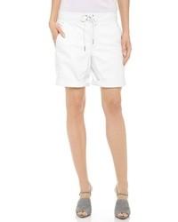Pantalones cortos blancos de Alexander Wang