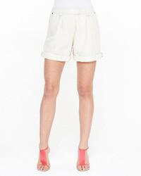 Pantalones cortos blancos de Burberry