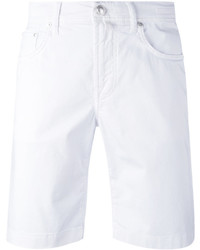 Pantalones cortos blancos de Jacob Cohen