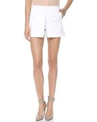 Pantalones cortos blancos de Victoria Beckham