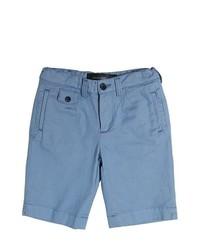 Pantalones cortos celestes