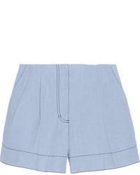 Pantalones cortos celestes de 3.1 Phillip Lim