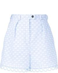 Pantalones cortos celestes de Carven