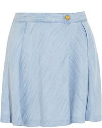 Pantalones cortos celestes de MICHAEL Michael Kors