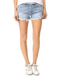 Pantalones cortos celestes de NSF