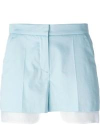 Pantalones cortos celestes de Sonia Rykiel