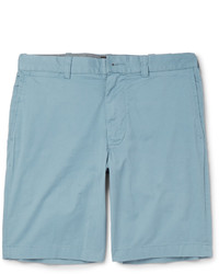 Pantalones cortos de algodón celestes de J.Crew