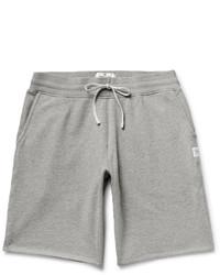 Pantalones cortos de algodón grises de Reigning Champ